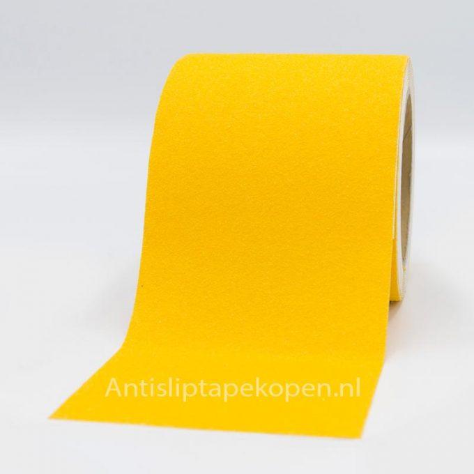 antislip tape geel 100 mm.