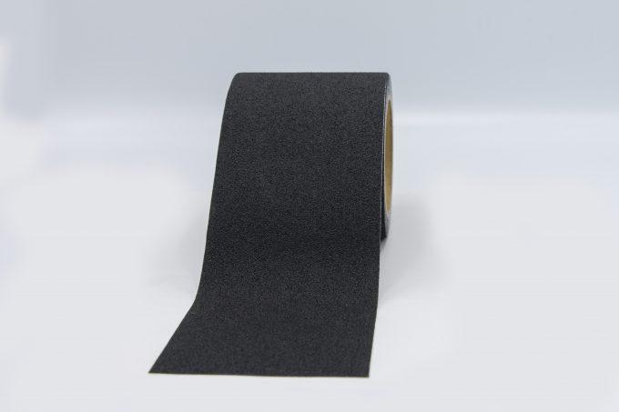 zwarte antislip tape 100 mm